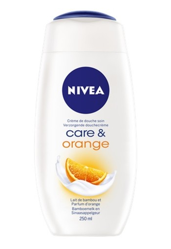 NIVEA DOUCHECREME CARE & ORANGE Douche 250 ML