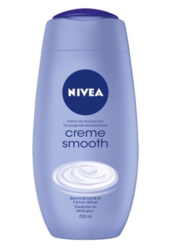 NIVEA SHEA BOTER CREME SMOOTH Douche 250 ml