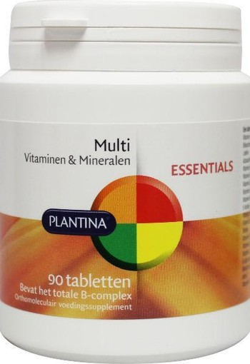Plantina Vitamine multi (90 tabletten)