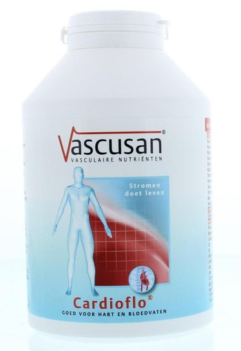 Vascusan Cardioflo (300 tabletten)