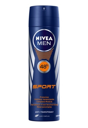 NIVEA SPORT ANTI-TRANSPIRANT SPRAY 150ML