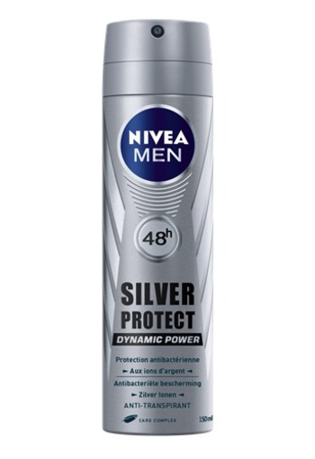 NIVEA SILVER PROTECT ANTI-TRANSPIRANT SPRAY 150 ml
