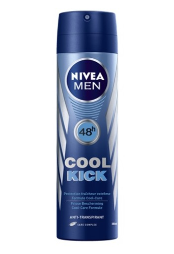 NIVEA COOL KICK ANTI-TRANSPIRANT SPRAY150 ml