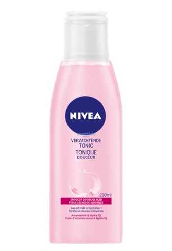 NIVEA ESSENTIALS VERZACHTENDE TONIC 200ML