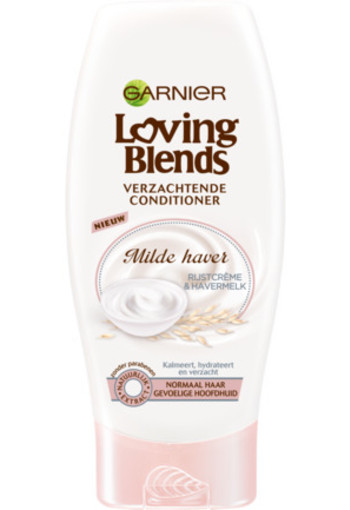 Garnier Loving Blends Conditioner Milde Haver 200ml