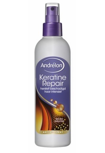 Andrelon Anti Klit Spray Keratine Repair 250ml
