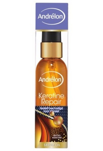 Andrelon Serum Keratine Repair 75ml