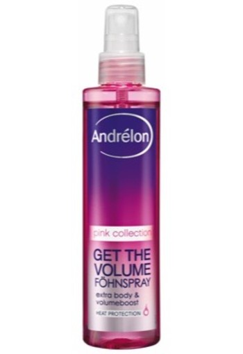 Andrelon Fohnspray Pink 200ml