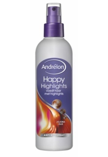 Andrelon Antiklit Spray Happy Highlights 250ml