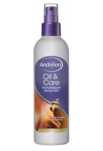 Andrelon Antiklit Spray Oil & Care 250ml