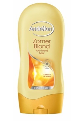 Andrelon Conditioner Zomerblond 300ml