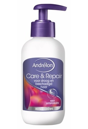 Andrelon Creme Care & Repair 200ml
