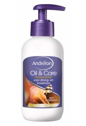 Andrelon Creme Oil & Care 200ml