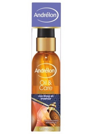Andrelon Serum Oil & Care 75ml