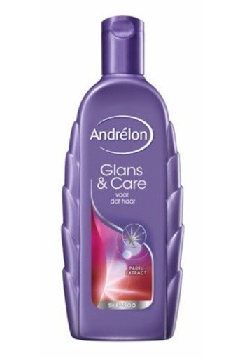 Andrelon Shampoo Glans & Care 300ml