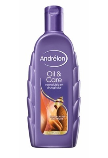 Andrelon Shampoo Oil & Care 300ml