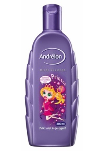 Andrelon Shampoo Kids Prinses 300ml