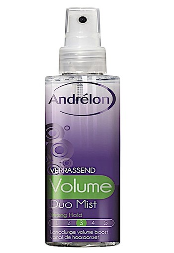 Andrelon Duo Mist Spray Verrassend Volume 150ml