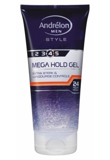 Andrelon Mega Hold Styling Gel 200ml