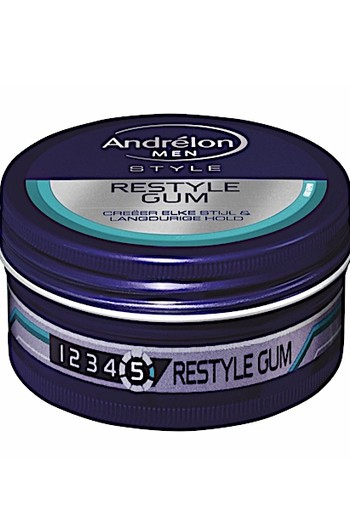Andrelon Men Restyle Gum 75ml