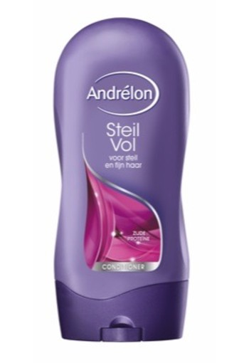 Andrelon Conditioner Steilvol 300ml