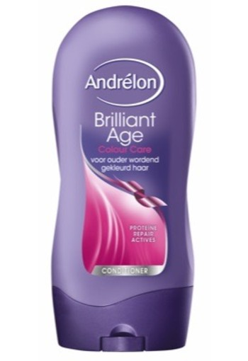 Andrelon Conditioner Brilliant Age Colour Care 300ml