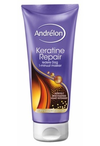 Andrelon Haarmasker Care & Repair 1 Minuut 180ml