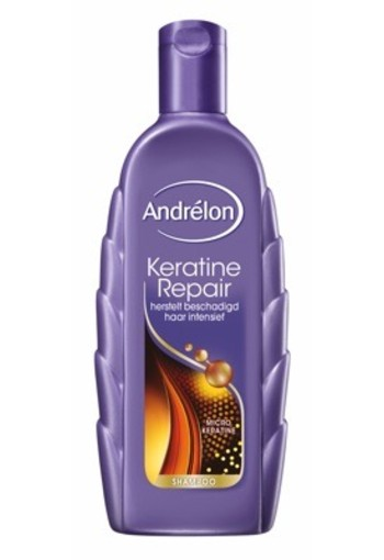 Andrelon Shampoo Keratine Repair 300ml