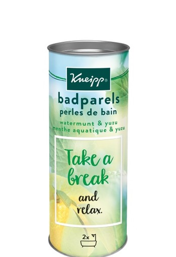 Kneipp Badparels Take a Break