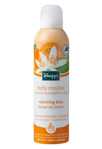 Kneipp Body Mousse Morning Kiss