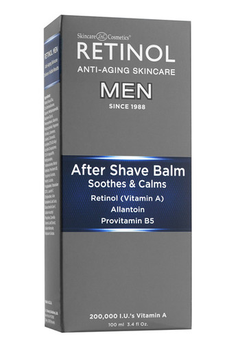 Retinol Men aftershave balm (100 ml)