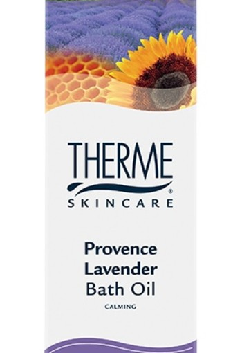 Therme Badolie Lavendel 100ml
