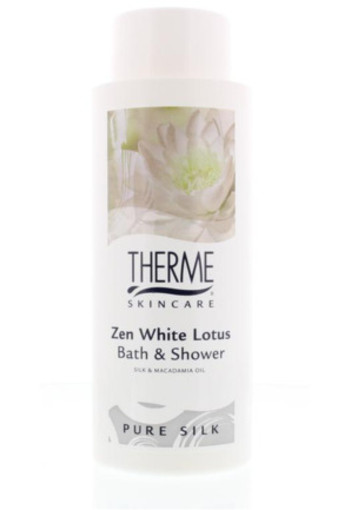 Therme Bath & Shower White Lotus 500ml
