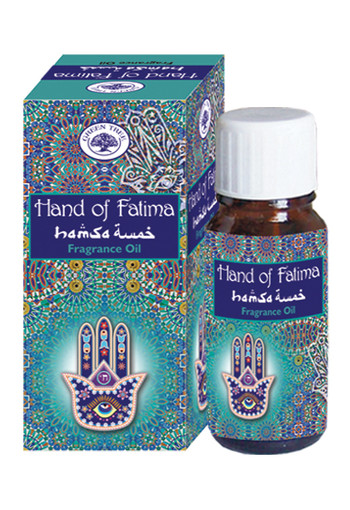 Green Tree Geurolie hand of Fatima (10 ml)