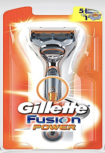 GILLETTE® FUSION5™ POWER SCHEERSYSTEEM