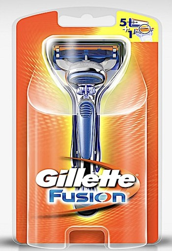 GILLETTE® FUSION5™ MANUAL SCHEERSYSTEEM