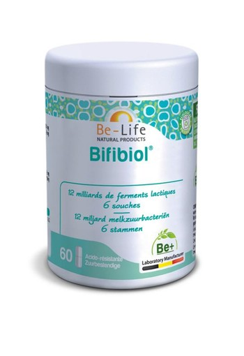 Be-Life Bifidiol (60 softgels)