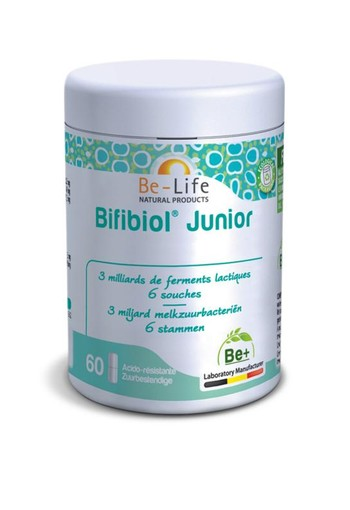 Be-Life Bifidiol junior (60 softgels)