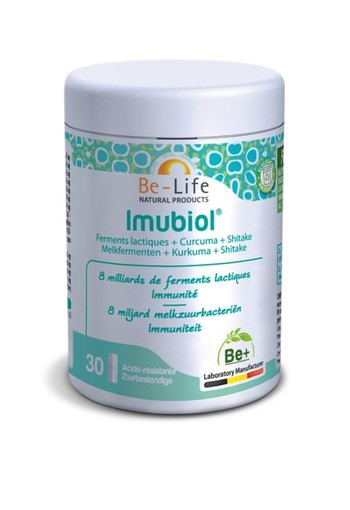 Be-Life Imubiol bio (30 softgels)