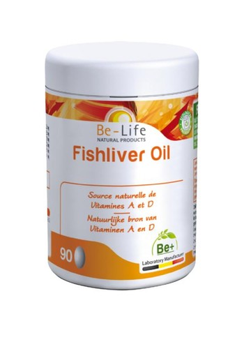 Be-Life Fishliver oil (90 capsules)