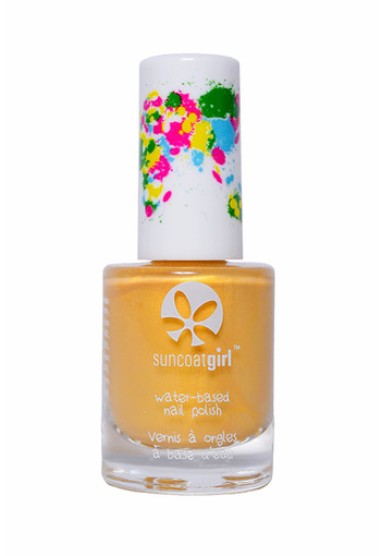 Suncoat Girl Nagellak sunflower non toxic (9 ml)
