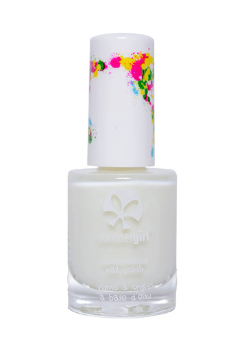 Suncoat Girl Nagellak clear gloss non toxic (9 ml)