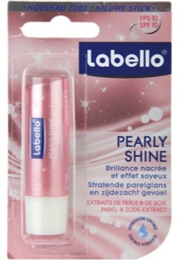 Labello Pearl & Shine Blister 4.8g