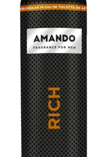 Amando Rich shower foam (200 ml)