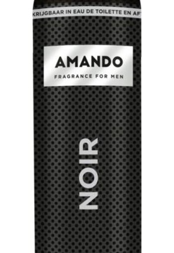 Amando Noir shower foam (200 ml)