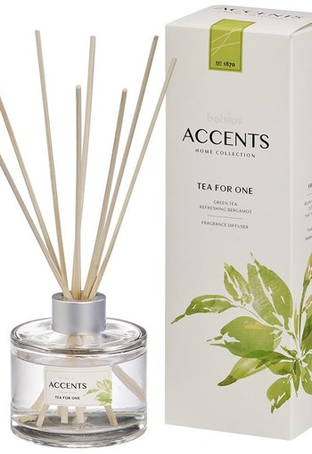 Bolsius Accents diffuser tea for one (100 ml)