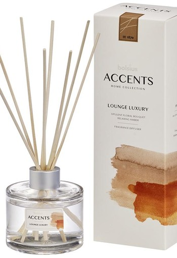 Bolsius Accents diffuser lounge luxury (100 ml)