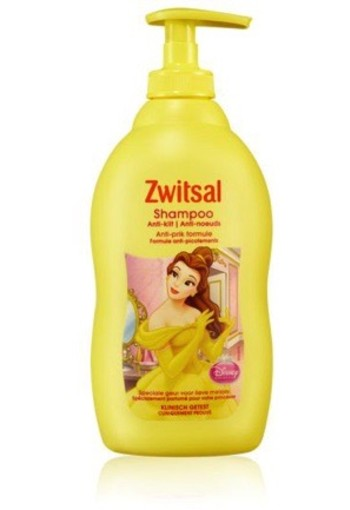 Zwitsal Shampoo Antiklit Girls 400ml