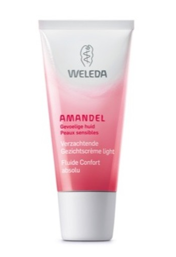 Weleda Amandel Verzachtende Creme Light 30ml