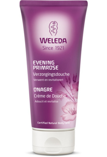 Weleda Evening Primrose Revitaliserende Douchecreme 200ml